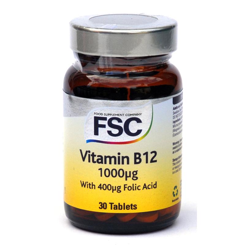 B 12 vitamine