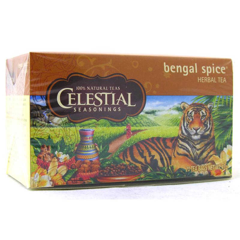 Celestial tea bengal spice