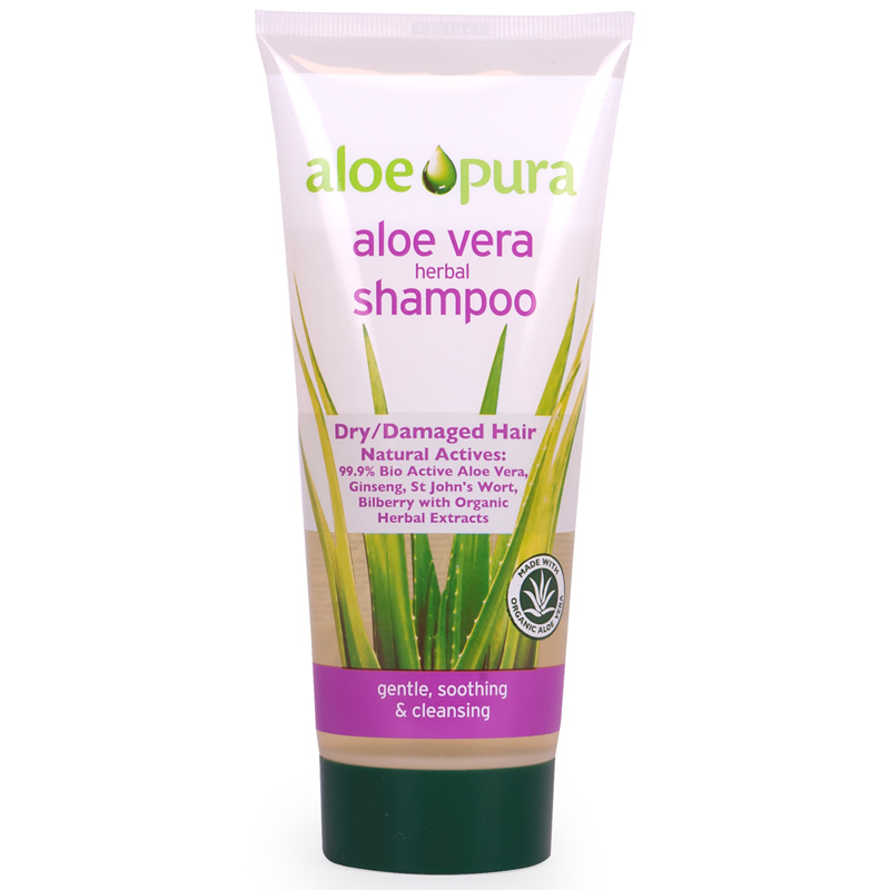 Aloe Vera Herbal Shampoo From Optima Health Wwsm