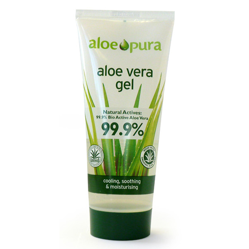Details about Aloe Pura Organic Aloe Vera Gel 200ml