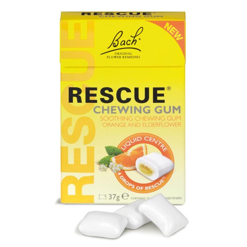 Rescue remedy gum