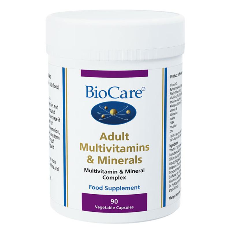 adult multivitamins amp minerals from biocare wwsm
