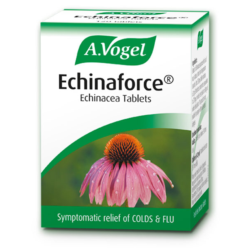 Echinaforce Echinacea Tablets From A Vogel Wwsm