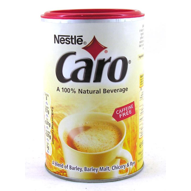 caffeine free drinks