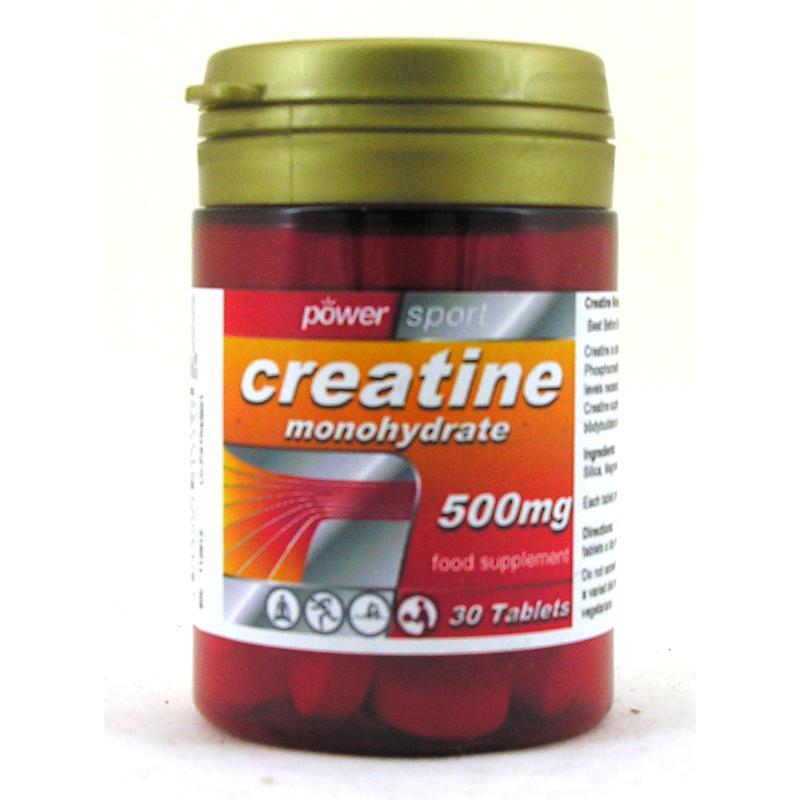 Creatine tablets 3000