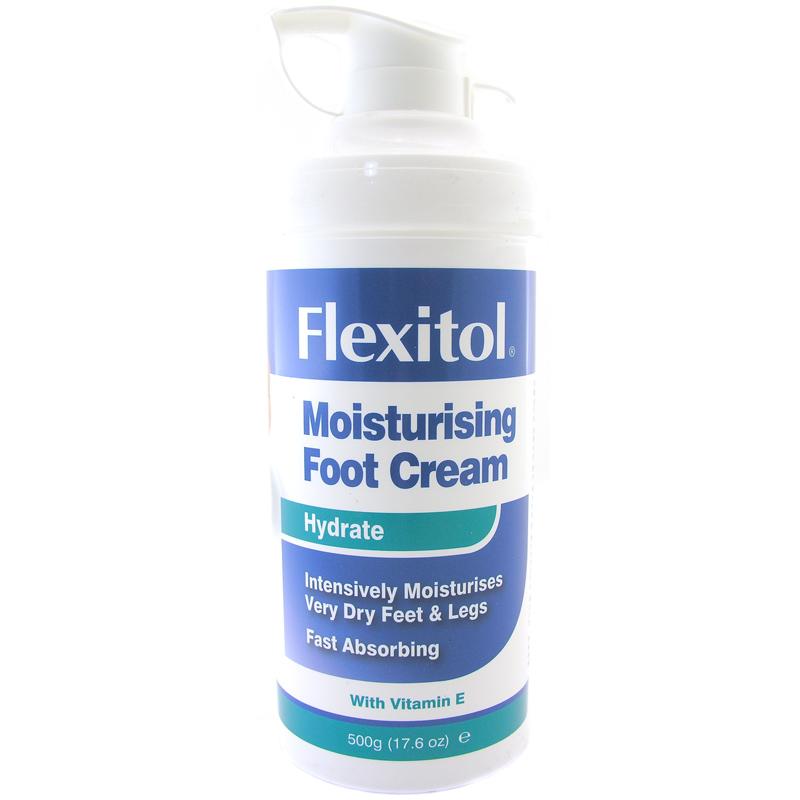 Flexitol Moisturising Foot Cream From Flexitol Wwsm