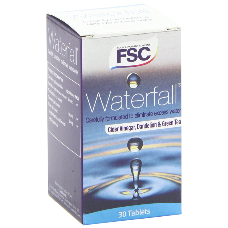 Fsc waterfall 30 tablets ebay for Waterfall delivery