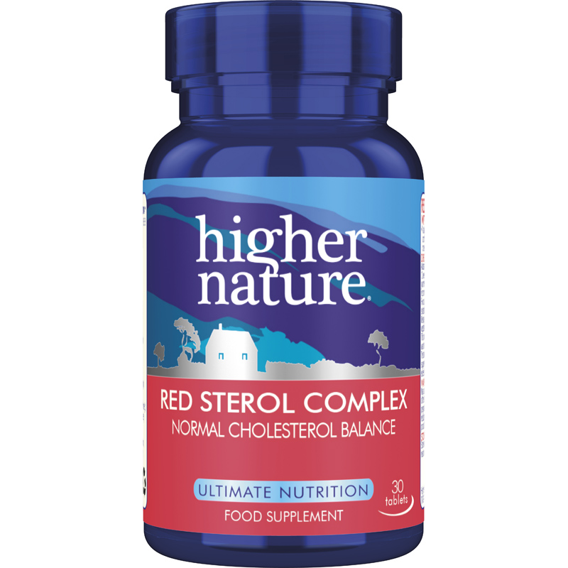 Higher Nature Red Sterol Complex Reviews