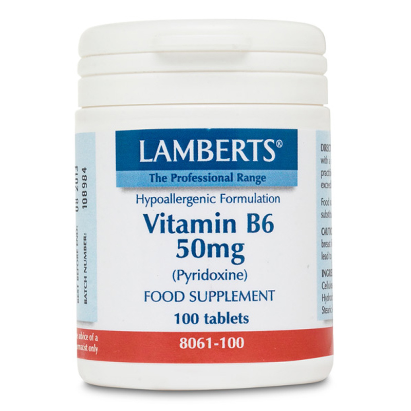 What are some health benefits of taking vitamin B6?