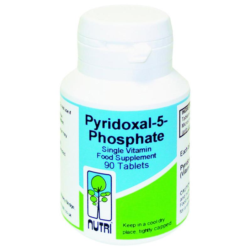 Pyridoxine 5 phosphate