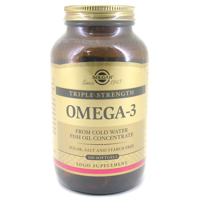 omega vitamins for weight loss