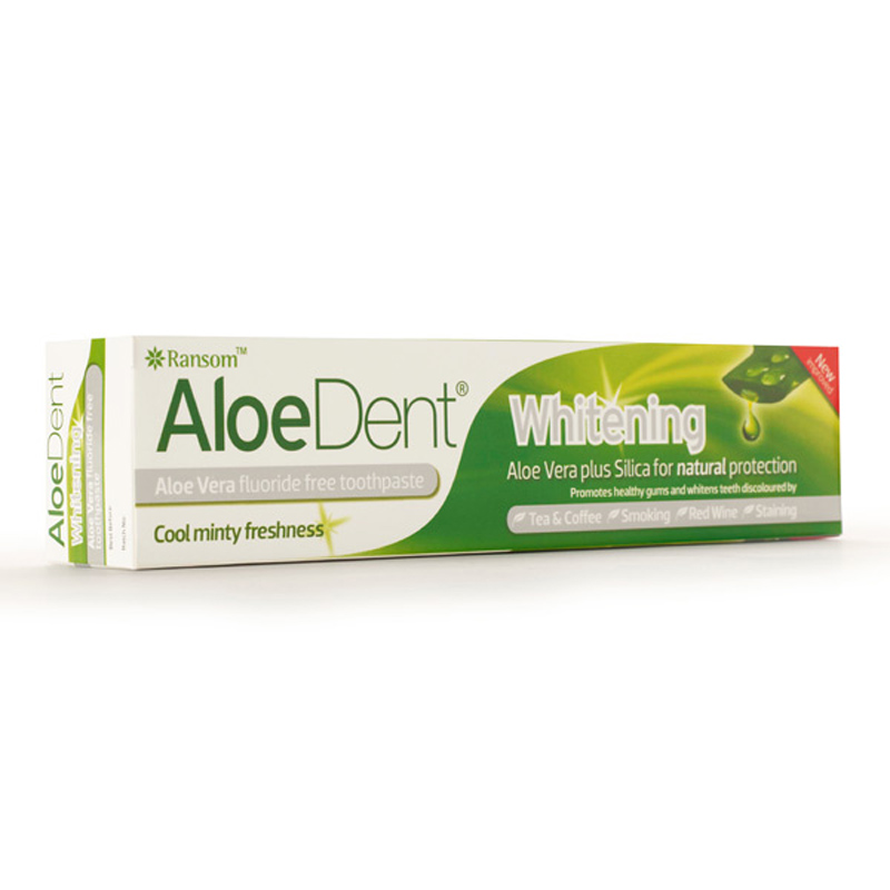 Aloe Dent Whitening Toothpaste From Optima Health Wwsm