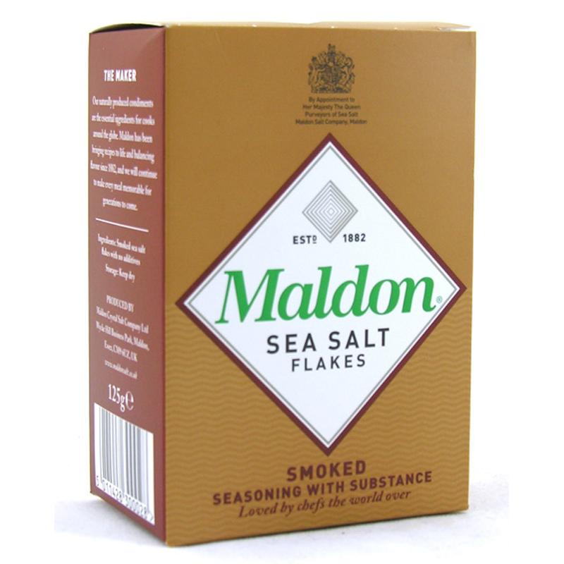 Smoked Sea Salt from Maldon | WWSM