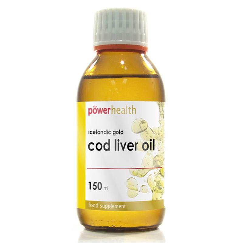 Cod Liver Oil Liquid From Power Health Wwsm