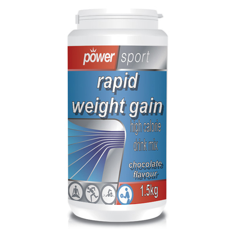 rapid weight gain from power health
