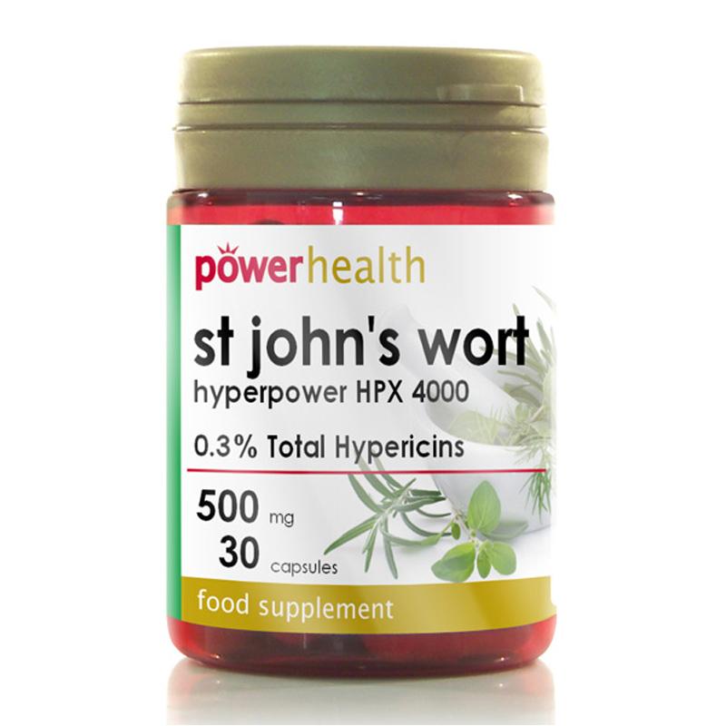 Nature S Herbs St John S Power