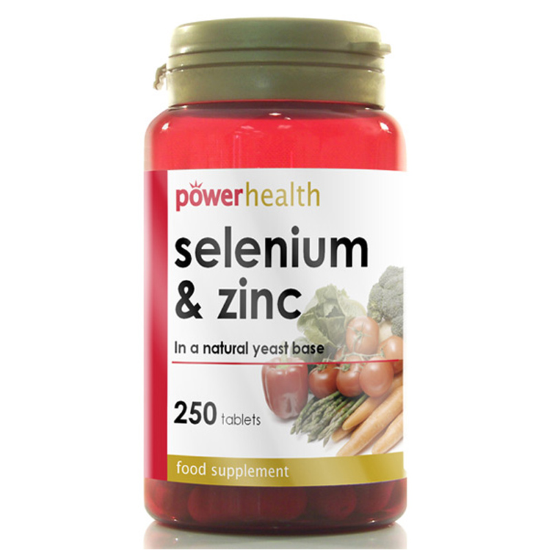 Selenium Amp Zinc From Power Health Wwsm