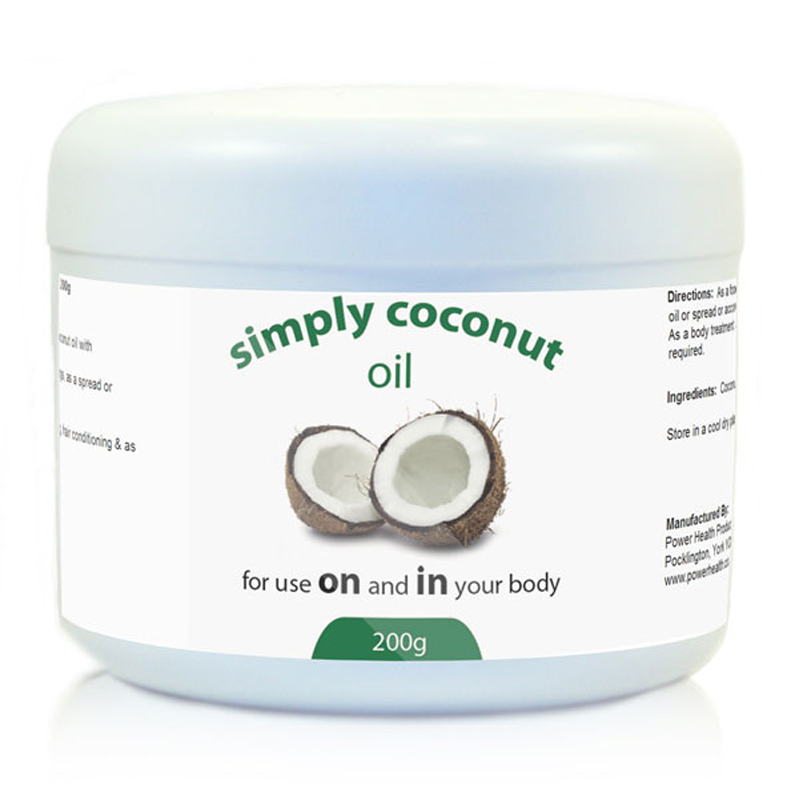 Simply Nature Coconut Oil For Skin