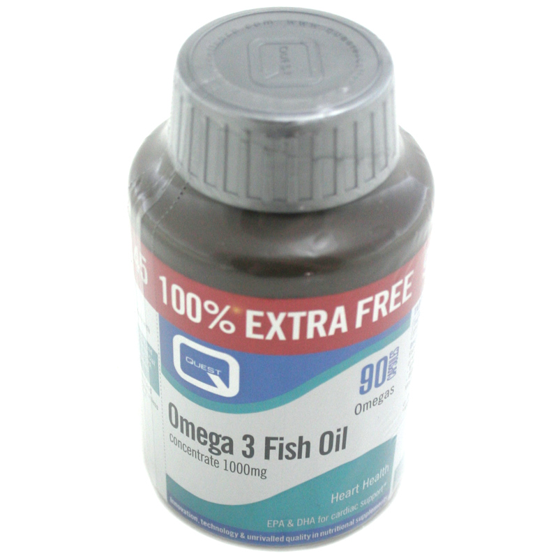 Marine omega 3 from quest wwsm for Fish oil alternative