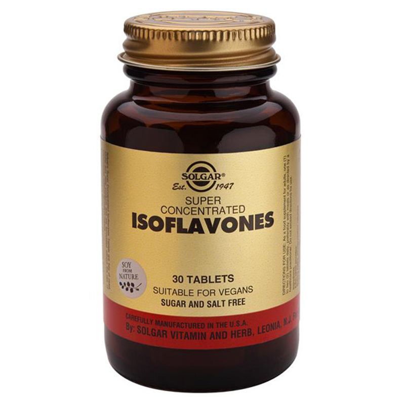 Soy flavones