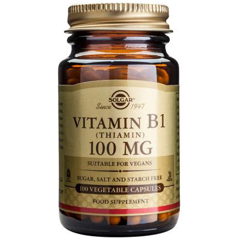 Thiamine vitamin b1