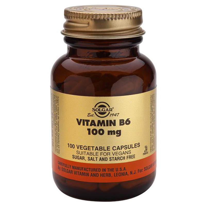 What is vitamin b 6 for
