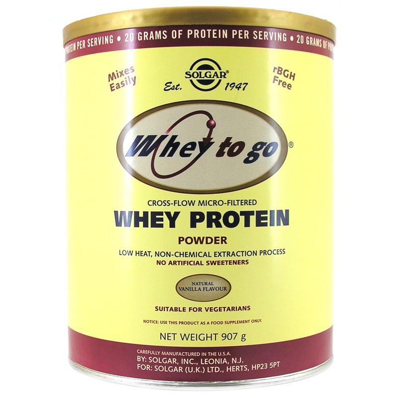 Go whey protein
