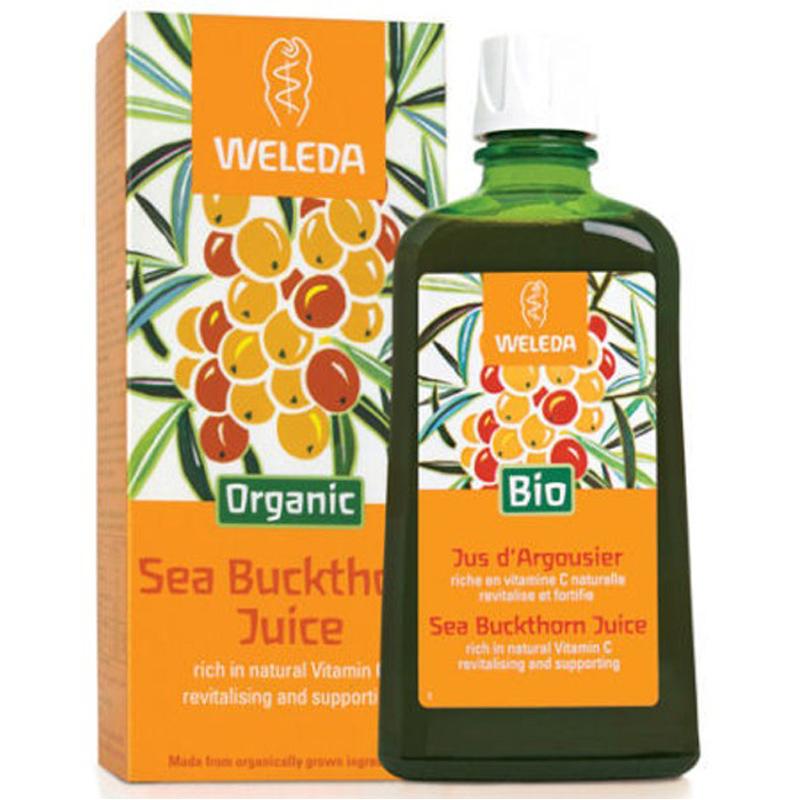 Sea Buckthorn Juice from Weleda | WWSM